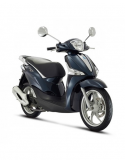 Piaggio Liberty (Midnight Blue) 4T E4