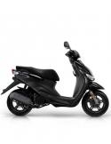 Yamaha Neo's 4T E4 Zwart (Midnight black)